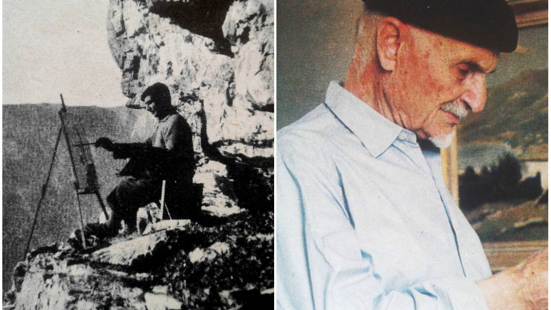 ΒΑΣΙΛΕΙΟΣ ΙΘΑΚΗΣΙΟΣ (1877 -1977). Ο ΖΩΓΡΑΦΟΣ ΤΟΥ ΟΛΥΜΠΟΥ