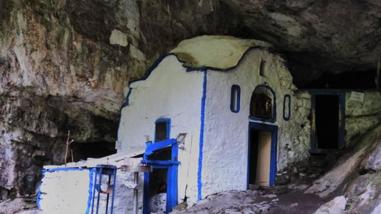 Άγιο Σπήλαιου Αγίου Διονυσίου εν Ολύμπω