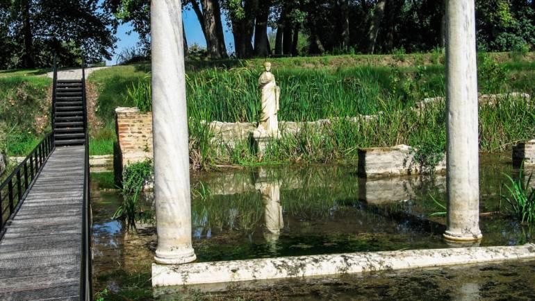 Αρχαιολογικό Πάρκο Δίου