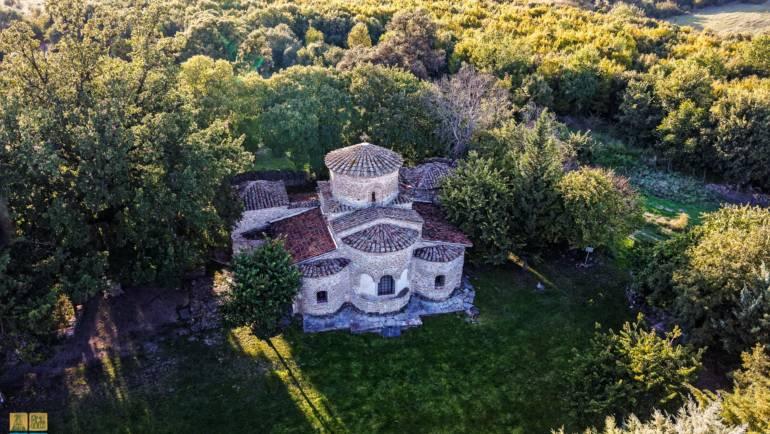 Βυζαντινός Ναός Παναγίας, Κονταριώτισσα