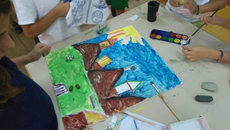 Ιούλιος 2019: Μεγάλη συμμετοχή παιδιών στην Εκστρατεία Ανάγνωσης & Δημιουργικότητας