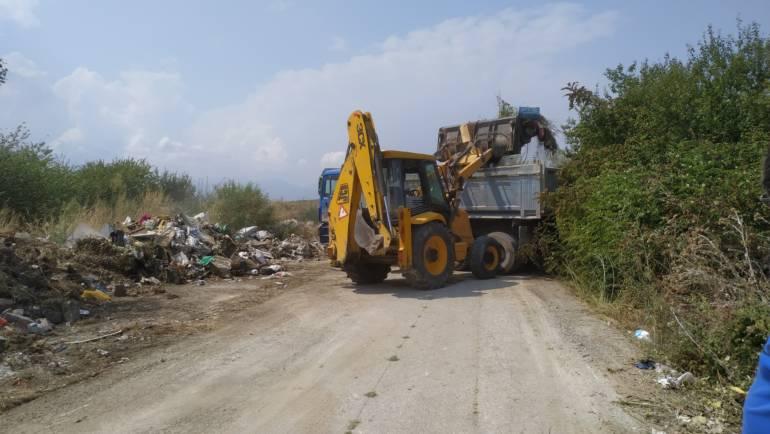 Αποκατάσταση βασικών λειτουργιών του Δήμου Δίου – Ολύμπου