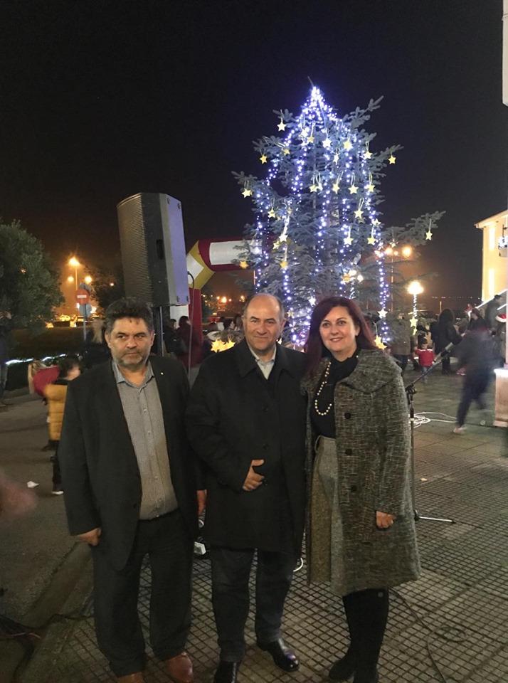 Χριστουγεννιάτικη εκδήλωση της Δημοτικής Ενότητας Δίου του Δήμου Δίου-Ολύμπου