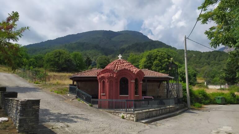 Το Ιερό Προσκύνημα του Αγίου Ιερομάρτυρος Κοσμά του Αιτωλού στο Λιτόχωρο