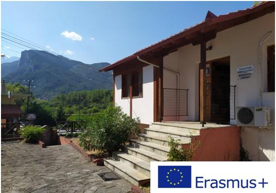 Η Δημοτική Βιβλιοθήκη Λιτοχώρου συμμετέχει στο Ευρωπαϊκό Πρόγραμμα Erasmus+ (KA204)