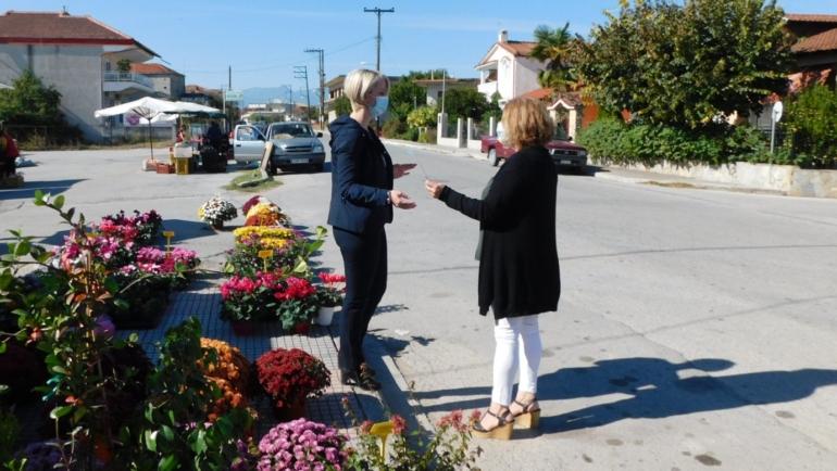 Τέσσερις ενημερωτικές δράσεις στον Δήμο για την πρόληψη του καρκίνου του μαστού από το Κέντρο Υγείας Λιτοχώρου