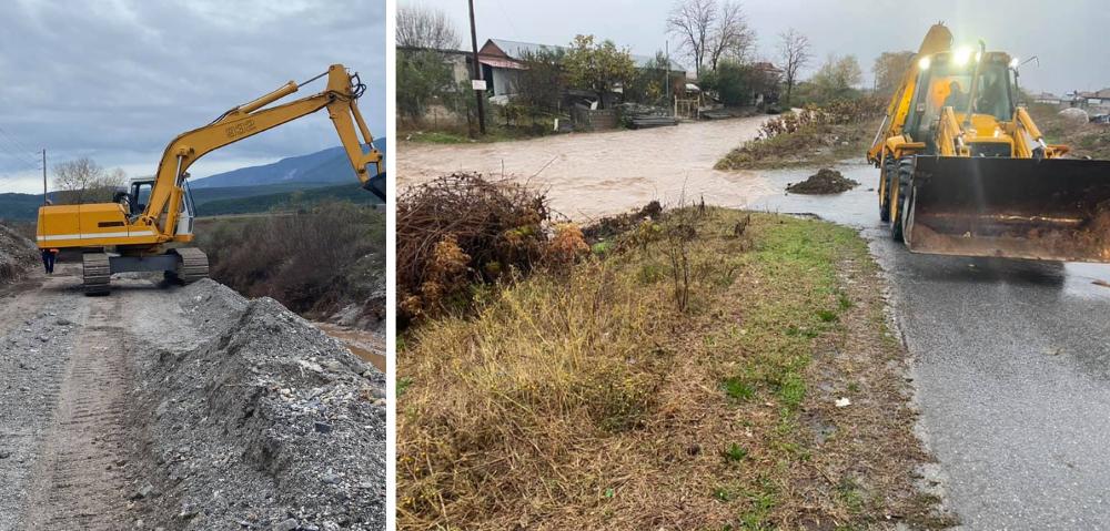 Επιχορήγηση του Δήμου Δίου-Ολύμπου με 350.000€ από το Υπ. Εσωτερικών για την αντιμετώπιση των καταστροφών μετά την πρόσφατη θεομηνία