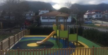 Ευχαριστήριο του Δήμου Δίου-Ολύμπου προς τον κ. Αθανάσιο Μαρτίνο