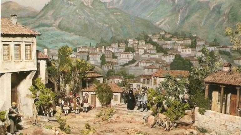 Ψηφιακό αφιέρωμα στην Επανάσταση του Ολύμπου του 1878