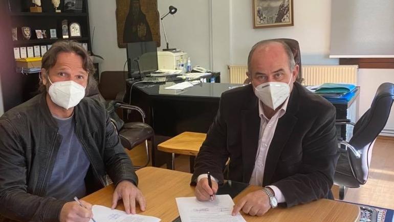 Υπογράφηκε η σύμβαση για την ενεργειακή αναβάθμιση του σχολικού συγκροτήματος του Γυμνασίου και Γενικού Λυκείου Λιτοχώρου